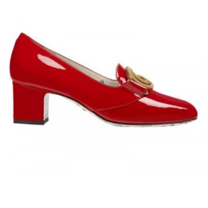 Patent Leather Pumps  XMBKGRI
