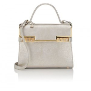 Tempête MM Leather Satchel  LIRHSAV