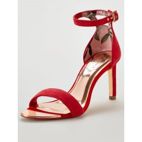 Ted Baker Ulanis Heeled Sandals - Red  LSJUOVI