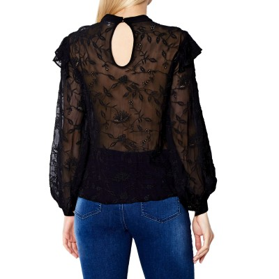 Ghost Madison Blouse Black UGPNHQF